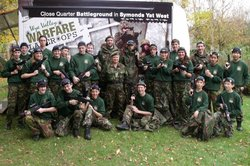 Wye Valley Warfare Laser Ops