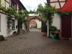 Alter Pfarrhof 1740