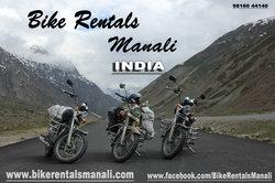 Bike Rentals Manali