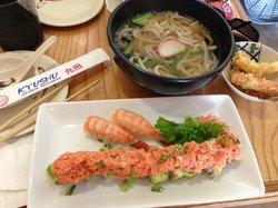 Kyushu's Sushi