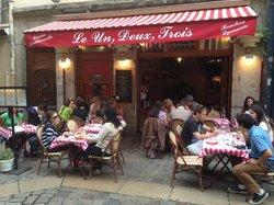 Restaurant Un Deux Trois