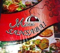 Sansabai restaurant