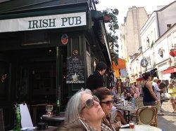 Irish Pub Montmartre