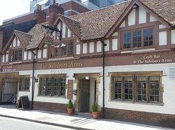 Craft Bar at The Salisbury Arms