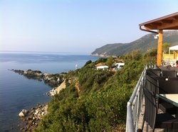 Camping Laconella, Spiaggia di Lacona