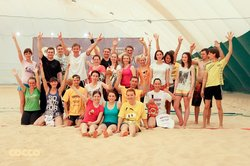 Клуб пляжного тенниса Cocco Beach