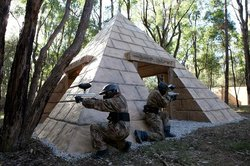 Delta Force Paintball Canberra