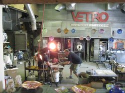 Vetro Glassblowing Studio and Gallery