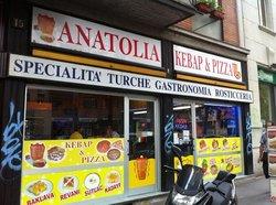 Anatolia Doner Kebab