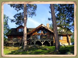Log Cabin Inn Bed & Breakfast
