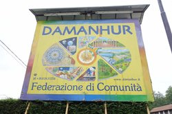 Damanhur - Templi dell'Umanita