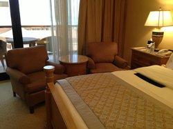 Comfy Club room