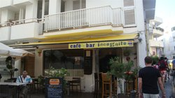 Incognito Cafe Bar