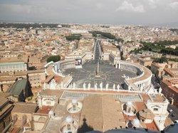 サンピエトロ大聖堂 クーポラ