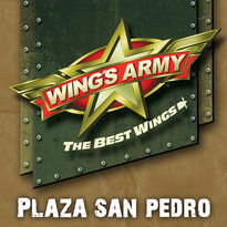 WINGS ARMY Plaza San Pedro
