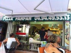 Pizza fanfan