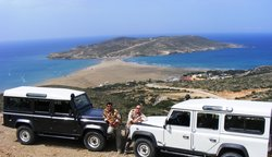 Rhodes Land Rover Safari