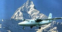 Blue Mountain Travels - Private Mountain Flight Day Tours