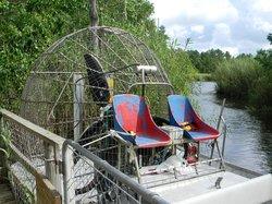 Gulf Coast Gator Ranch & Airboat Swamp Tours
