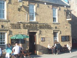 The Eagle Hotel Restaurant