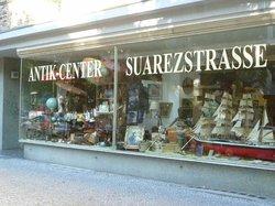 Suarezstrasse - Die Berliner Antikstrasse