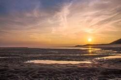 Aberdovey Sunset