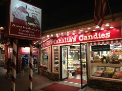 Aunt Mahalia's Candies