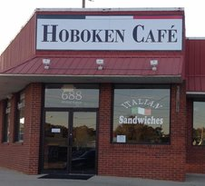 Hoboken Cafe on Whitlock