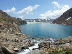 Rifugio Canziani al Lago Verde
