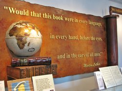Treasuring the Word Rare Bible & Book Museum