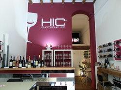Hic Enoteche - Spallanzani Boutique