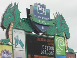 Dayton Dragons Baseball