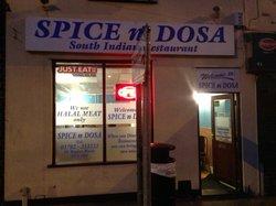 Spice n dosa