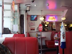 Eddie Rocket's City Diner
