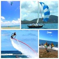 Beach Addiction St. Kitts Nevis