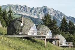 Whitepod Eco-Luxury Hotel