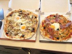 Le Kiosque a pizzas - Montlouis sur Loire
