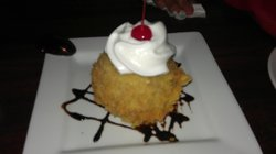 Our delicious fried ice cream