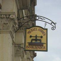 Michael O'Brien Bookbinder
