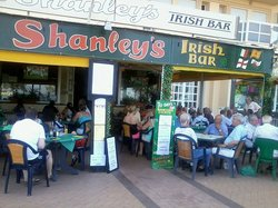 Tony Shanleys Irish Bar