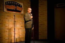 Gregory's UPSTAIRS Comedy Club