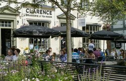 Clarence Brasserie & Tea Room