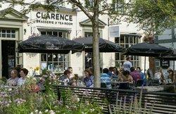 Clarence Brasserie & Tea Room