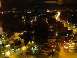 View from the window (night)