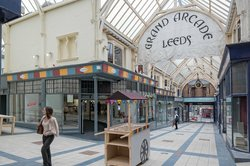 Grand Arcade 'the Hub for Independent Retail'