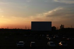 Can View Drive In