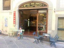 Borgo S. Piero - Gastronomia Bar Tabacchi