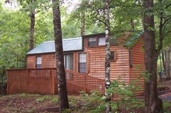 Solitude Pointe Cabins and Camping