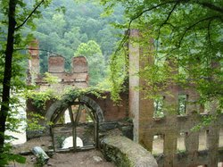 New Manchester Manufacturing Company ruins