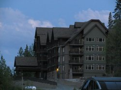 Palliser Lodge Building